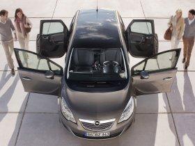 Ver foto 13 de Opel Meriva 2010