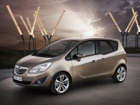 Ver foto 11 de Opel Meriva 2010