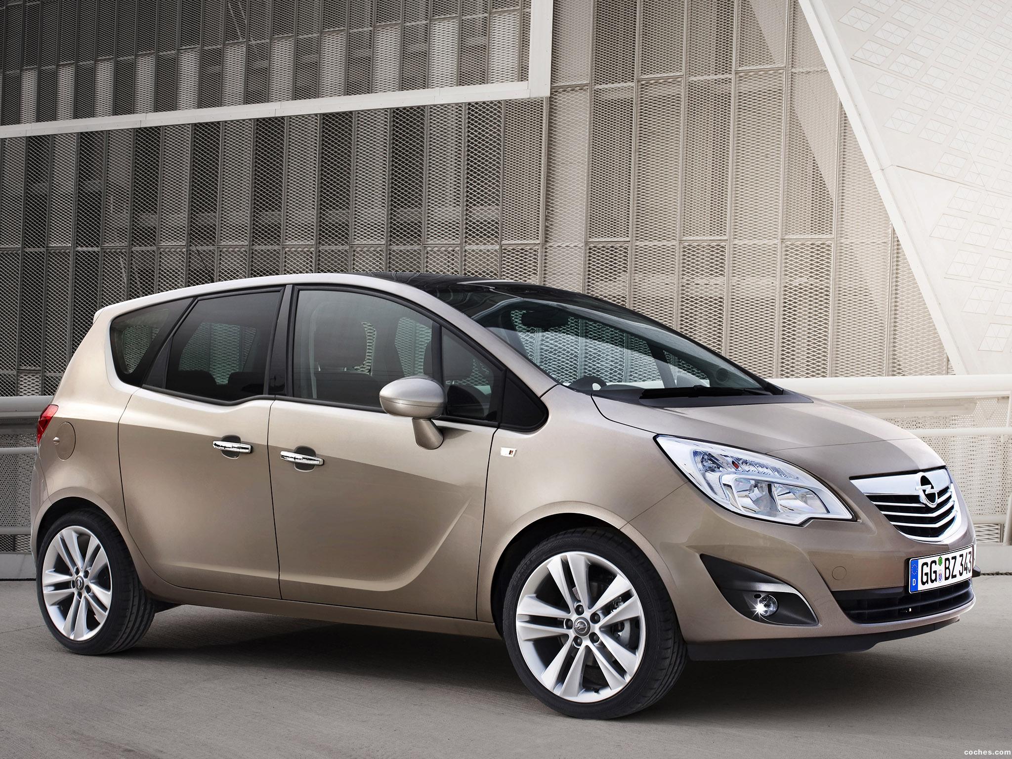 Foto 0 de Opel Meriva 2010
