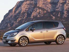 Ver foto 9 de Opel Meriva 2014