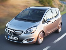 Ver foto 8 de Opel Meriva 2014