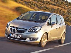 Ver foto 7 de Opel Meriva 2014