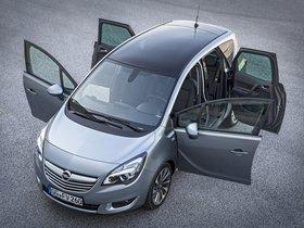 Ver foto 4 de Opel Meriva 2014