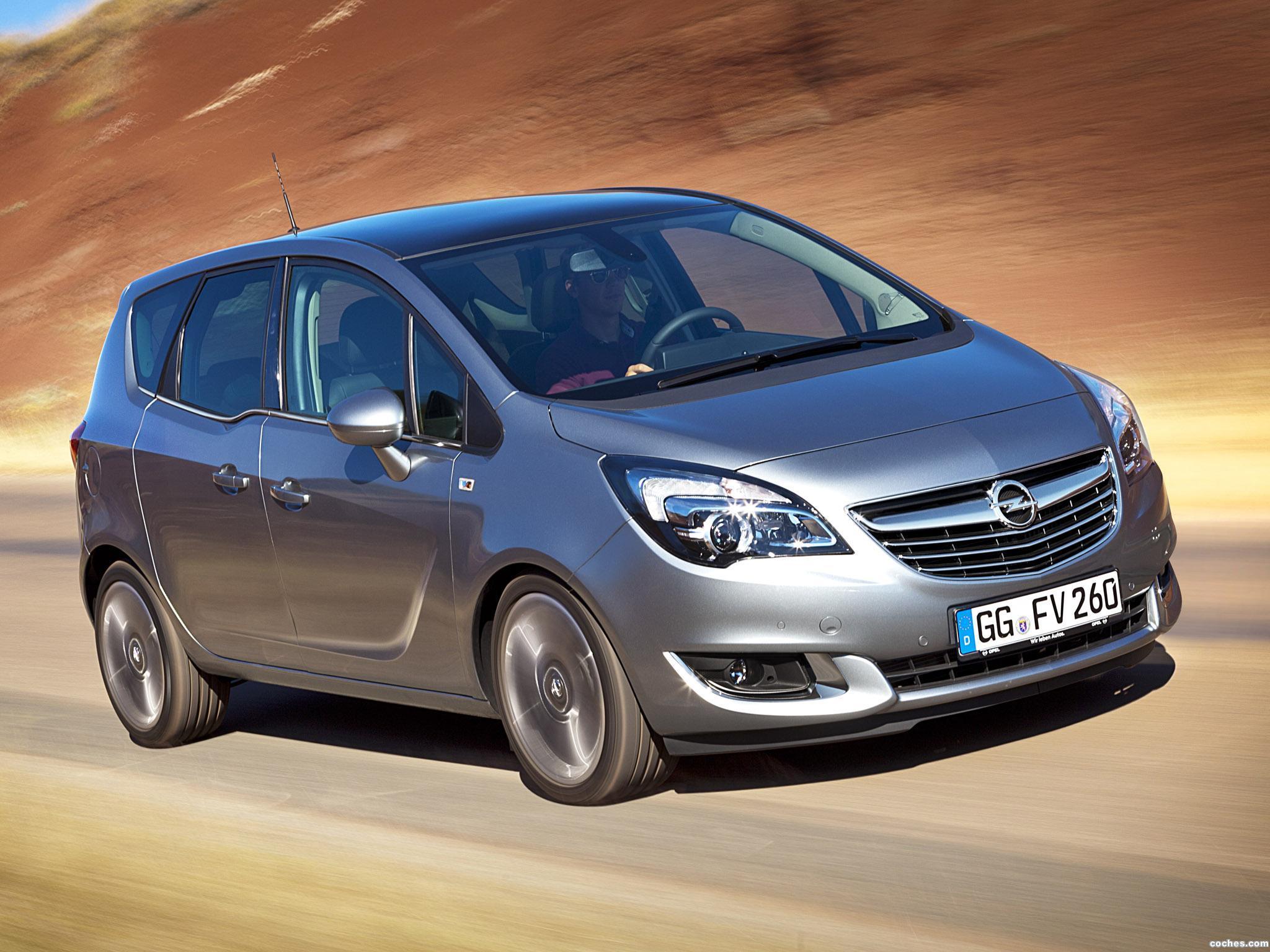 Foto 0 de Opel Meriva 2014