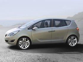 Ver foto 5 de Opel Meriva Concept 2008