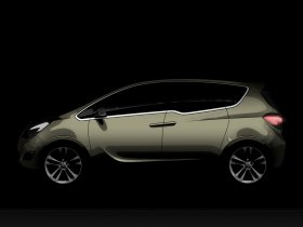 Ver foto 4 de Opel Meriva Concept 2008
