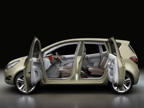 Ver foto 2 de Opel Meriva Concept 2008