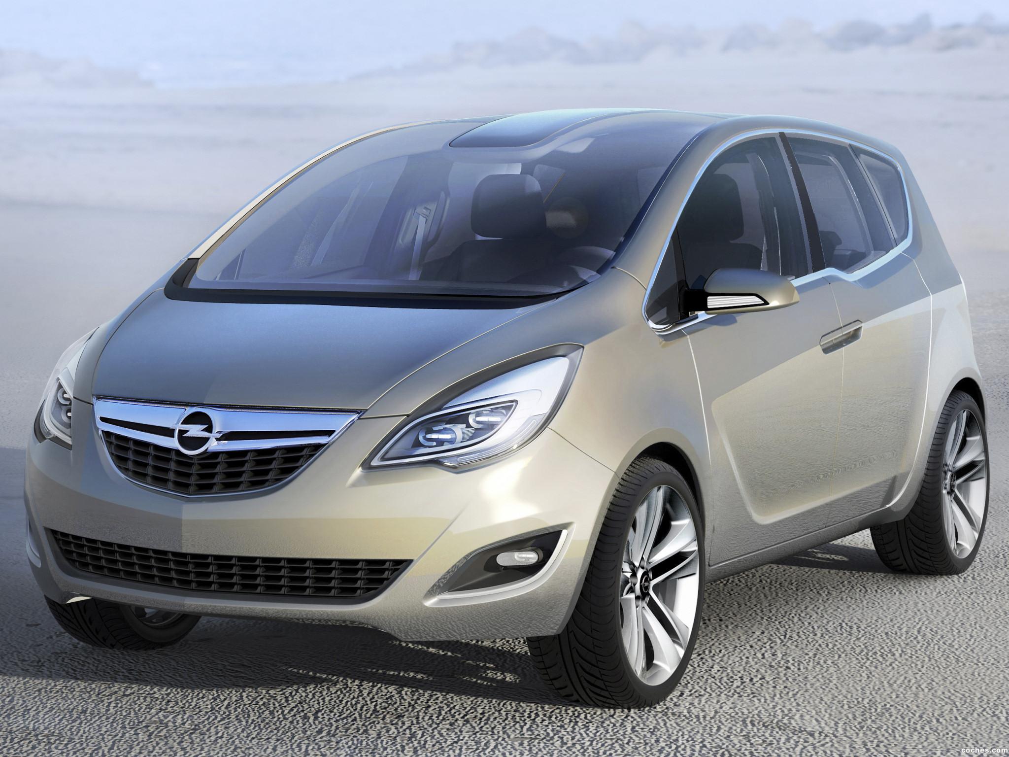 Foto 0 de Opel Meriva Concept 2008