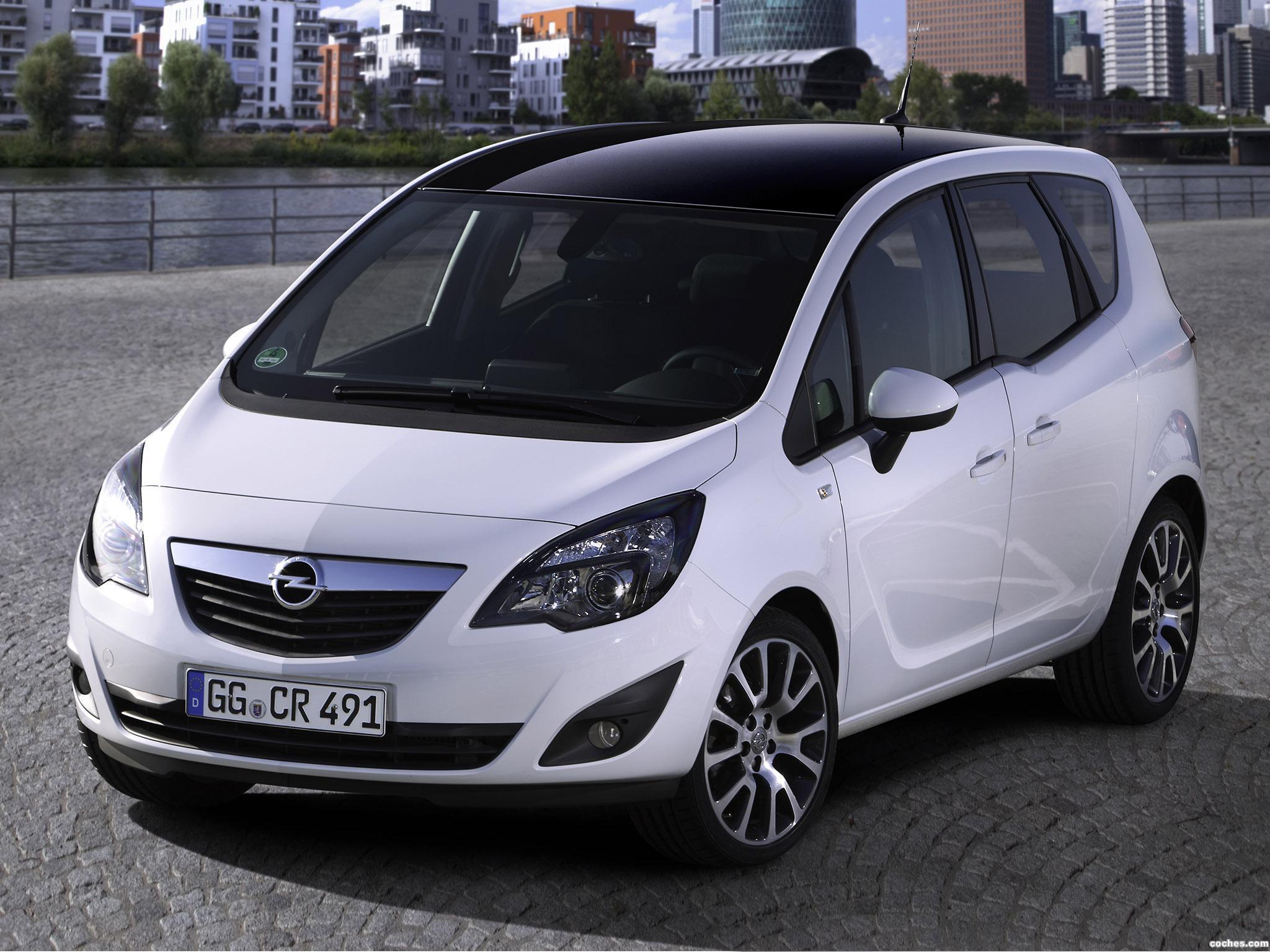 Foto 0 de Opel Meriva Design Edition 2011