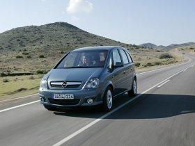 Ver foto 3 de Opel Meriva Facelift 2006
