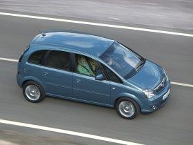 Ver foto 2 de Opel Meriva Facelift 2006