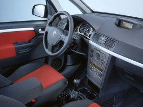 Ver foto 11 de Opel Meriva Facelift 2006