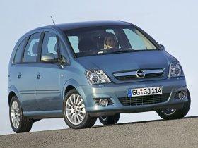 Ver foto 9 de Opel Meriva Facelift 2006