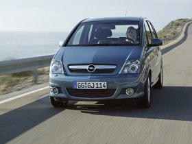 Ver foto 8 de Opel Meriva Facelift 2006
