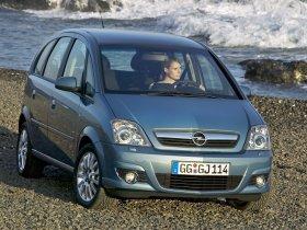 Ver foto 7 de Opel Meriva Facelift 2006