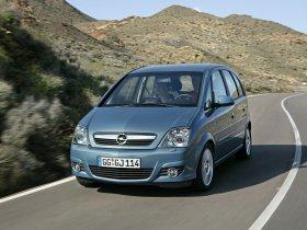 Ver foto 5 de Opel Meriva Facelift 2006