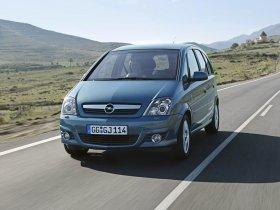 Ver foto 4 de Opel Meriva Facelift 2006