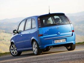Ver foto 6 de Opel Meriva OPC 2006
