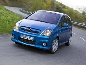 Ver foto 4 de Opel Meriva OPC 2006