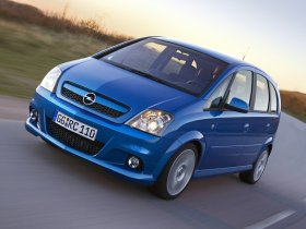 Ver foto 3 de Opel Meriva OPC 2006