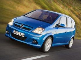 Ver foto 2 de Opel Meriva OPC 2006