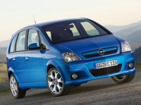 Ver foto 1 de Opel Meriva OPC 2006