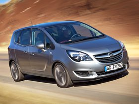 Ver foto 20 de Opel Meriva 2014