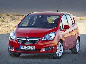 Ver foto 19 de Opel Meriva 2014