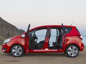 Ver foto 18 de Opel Meriva 2014