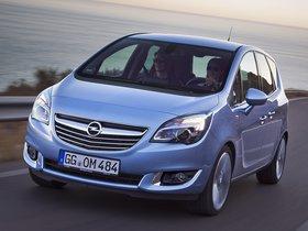 Ver foto 16 de Opel Meriva 2014