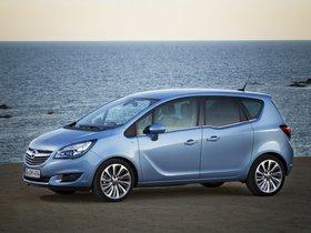Ver foto 15 de Opel Meriva 2014
