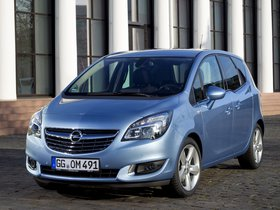 Ver foto 14 de Opel Meriva 2014