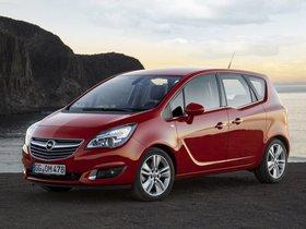 Ver foto 13 de Opel Meriva 2014