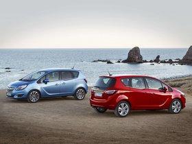 Ver foto 12 de Opel Meriva 2014