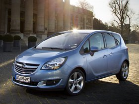 Ver foto 11 de Opel Meriva 2014