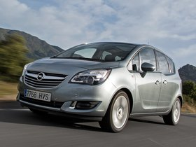 Ver foto 32 de Opel Meriva 2014