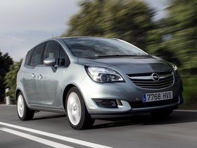 Ver foto 31 de Opel Meriva 2014