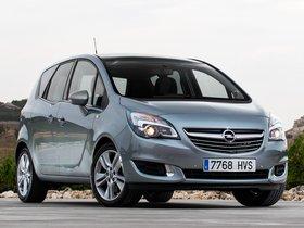 Ver foto 30 de Opel Meriva 2014