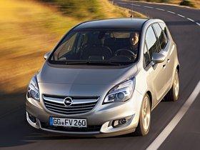 Ver foto 25 de Opel Meriva 2014