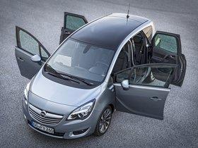 Ver foto 23 de Opel Meriva 2014