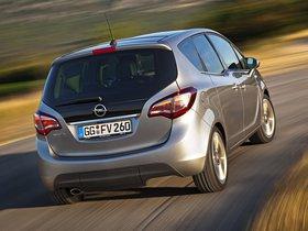 Ver foto 22 de Opel Meriva 2014