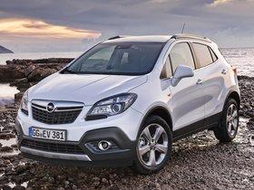 Ver foto 12 de Opel Mokka 2012