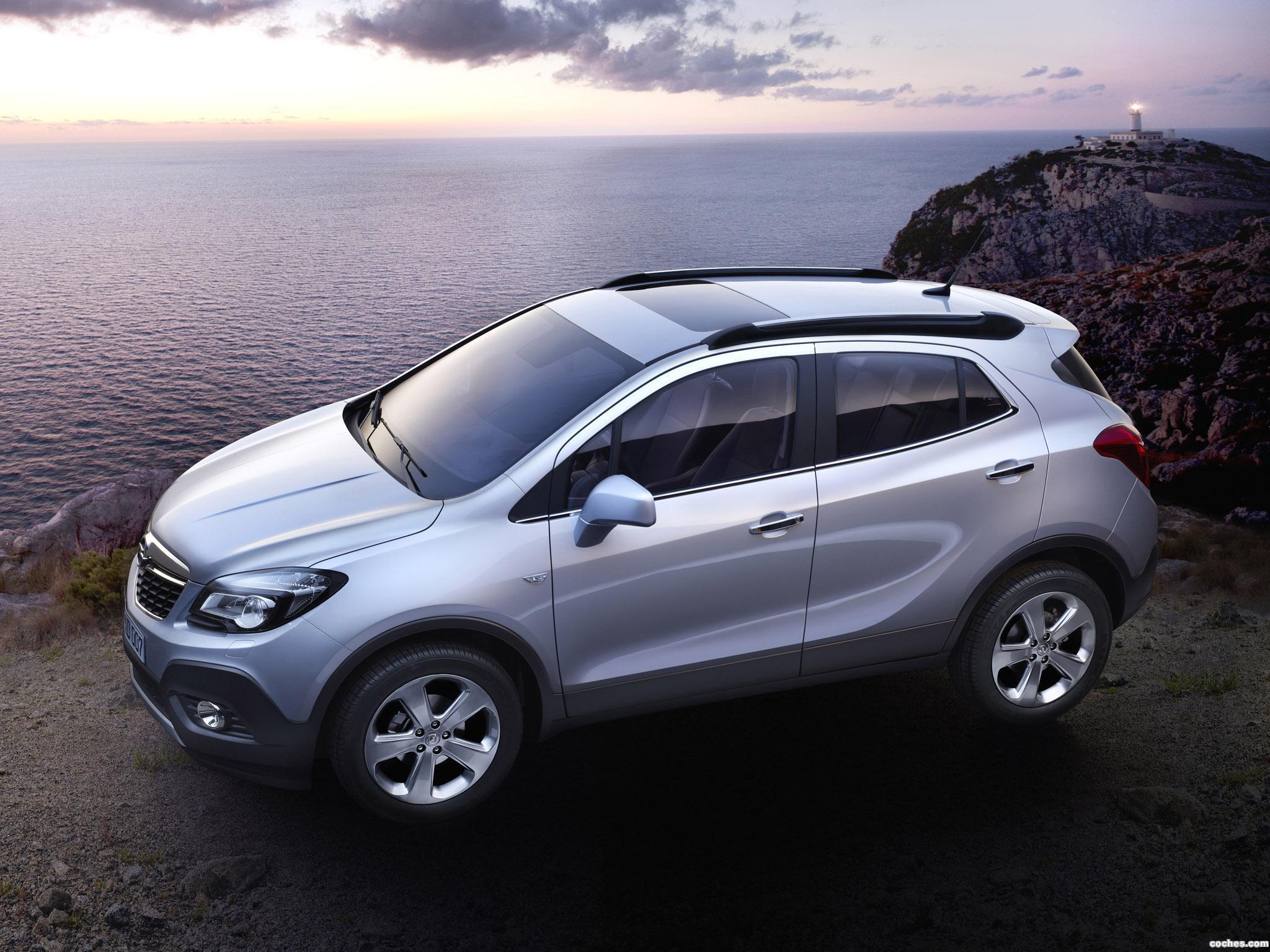 Foto 2 de Opel Mokka 2012