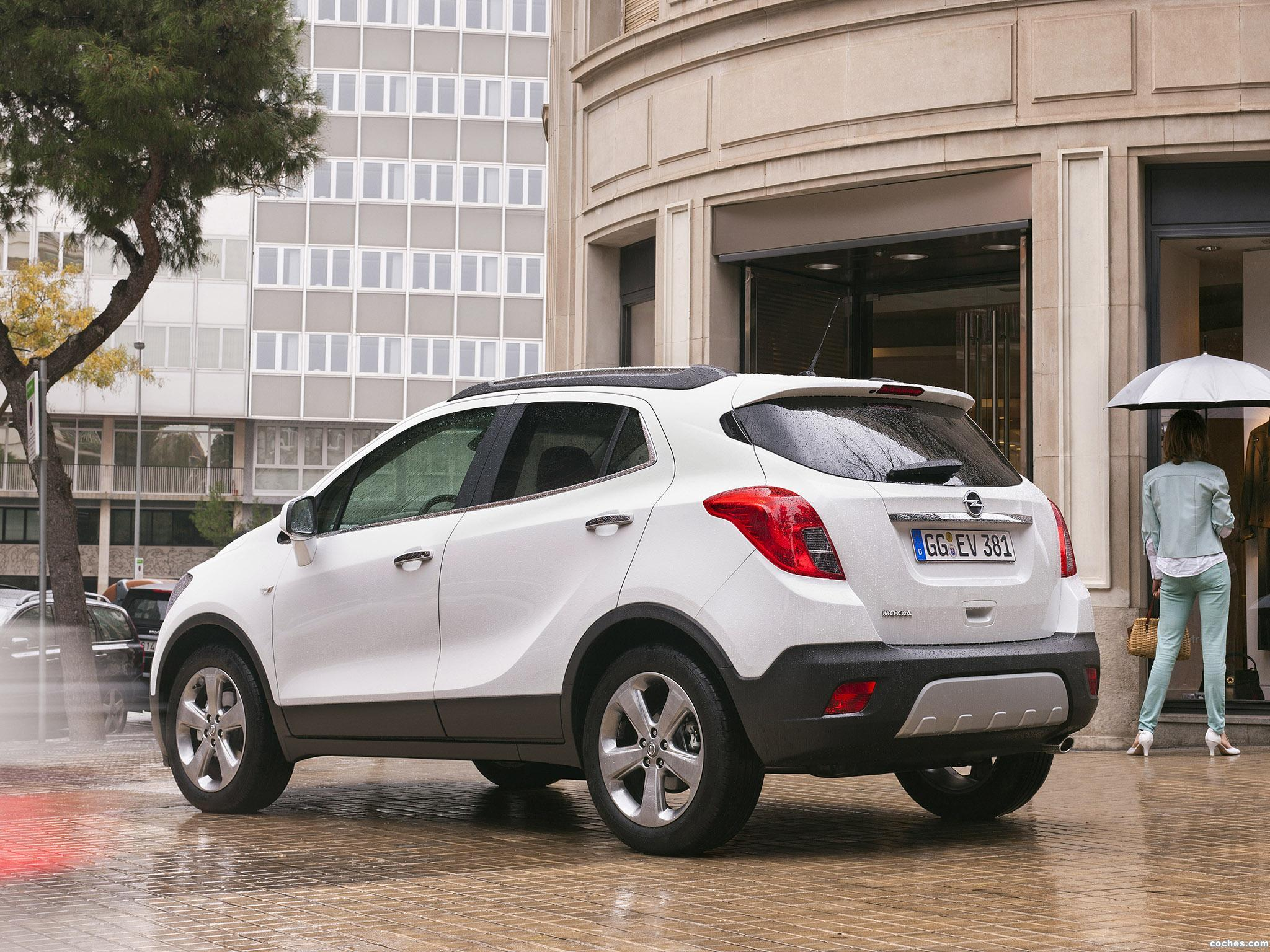 Foto 5 de Opel Mokka 2012