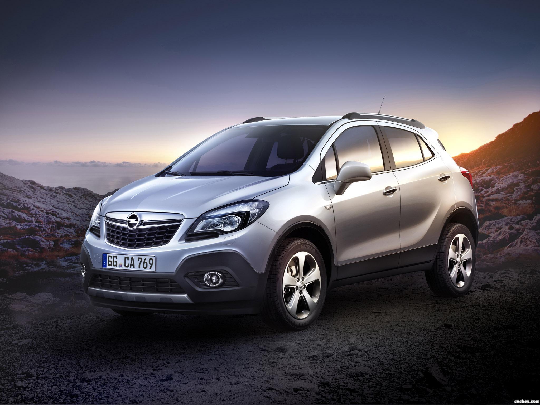 Foto 0 de Opel Mokka 2012
