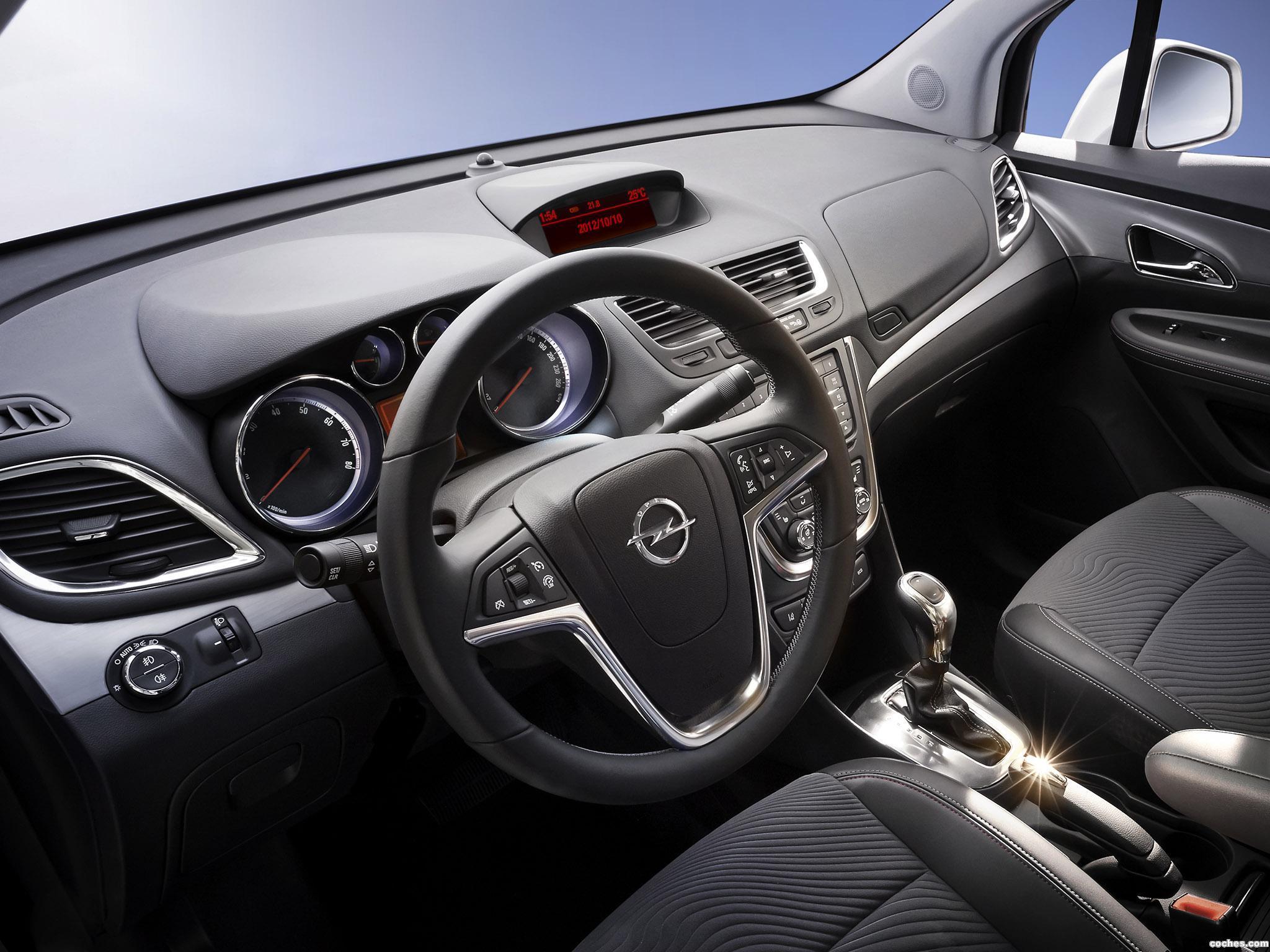 Foto 14 de Opel Mokka 2012