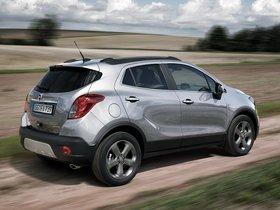 Ver foto 8 de Opel Mokka EcoFlex 2012