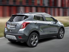 Ver foto 6 de Opel Mokka EcoFlex 2012