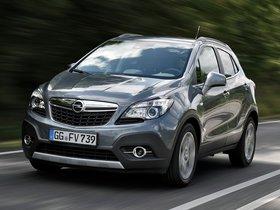 Ver foto 2 de Opel Mokka EcoFlex 2012