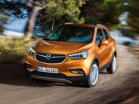 Ver foto 2 de Opel Mokka X 2016